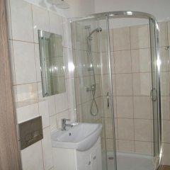 Отель Dom Wczasowy Zefir ванная фото 2