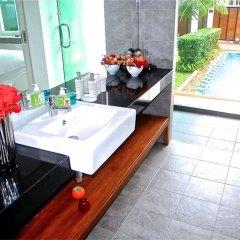 Отель CUBE 3 bedrooms Villa ванная фото 2