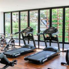 Отель Relife Condo фитнесс-зал