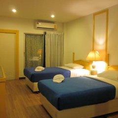 Отель Deeden Pattaya Resort 3* Стандартный номер с 2 отдельными кроватями фото 3