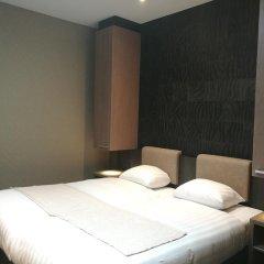 Отель Inner Amsterdam 2* Стандартный номер с 2 отдельными кроватями
