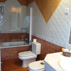 Отель Posada El Pozo Рибамонтан-аль-Мар ванная