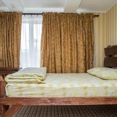 Гостиница Dniprovskiy Dvir 4* Стандартный номер разные типы кроватей фото 8