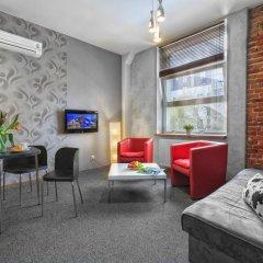 Отель Aparts Bed & Breakfast 3* Апартаменты с различными типами кроватей фото 2