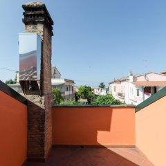 Отель Borgo Dragani Ортона балкон