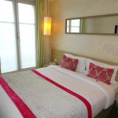Le Marceau Bastille Hotel 4* Стандартный номер с различными типами кроватей фото 6
