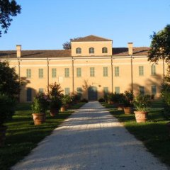Отель Albergo Villa Alessia Кастель-д'Арио