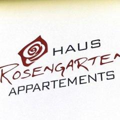 Отель Haus Rosengarten Тироло питание фото 2