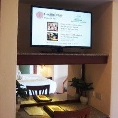 Отель Pacific Club Resort 4* Номер Делюкс двуспальная кровать фото 3