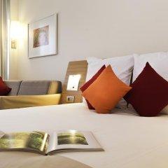 Отель Novotel Lyon Gerland Musée des Confluences 4* Улучшенный номер с различными типами кроватей фото 5