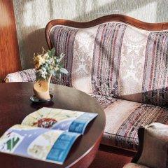 Гостиница Золотое Кольцо Кострома Люкс с двуспальной кроватью фото 14
