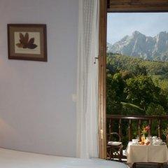 Hotel Rural Posada San Pelayo 3* Улучшенный номер с различными типами кроватей фото 4