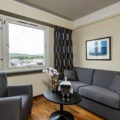 Radisson Blu Caledonien Hotel, Kristiansand 4* Стандартный номер с различными типами кроватей фото 3