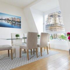 Отель Résidence Charles Floquet 2* Апартаменты с различными типами кроватей фото 4