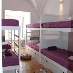 Lost Inn Lisbon Hostel Кровать в общем номере фото 13