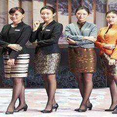 Отель Lakeside Hotel Xiamen Airline Китай, Сямынь - отзывы, цены и фото номеров - забронировать отель Lakeside Hotel Xiamen Airline онлайн фитнесс-зал фото 2