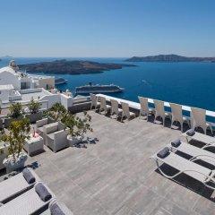 Hotel Thireas пляж фото 2