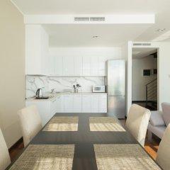 Апарт-Отель Бревис 3* Стандартный номер с двуспальной кроватью фото 8