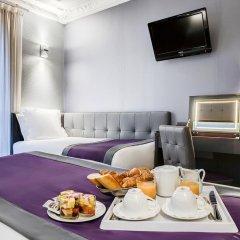 Отель Best Western Nouvel Orleans Montparnasse 4* Стандартный номер фото 23
