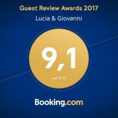 Отель Lucia & Giovanni Таормина спортивное сооружение