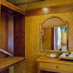 Отель Ko Tao Resort - Beach Zone 3* Бунгало с различными типами кроватей