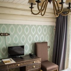 Гостиница Эко-парк Времена года Номер Комфорт разные типы кроватей фото 12
