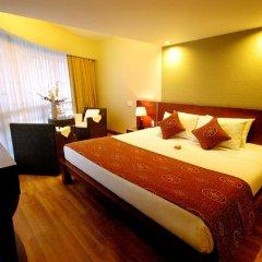 Asia Paradise Hotel 3* Стандартный номер с двуспальной кроватью фото 2