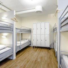 City Hostel Кровать в общем номере фото 6