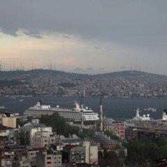 Отель X Flats Galata Стамбул балкон