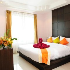Ice Kamala Beach Hotel 2* Номер Делюкс разные типы кроватей фото 7