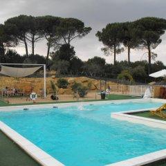Отель Villa Trigona Пьяцца-Армерина бассейн