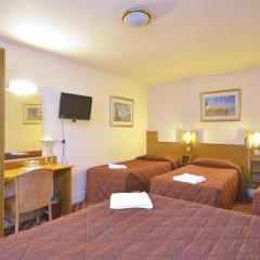 Seymour Hotel 2* Стандартный номер с различными типами кроватей фото 22