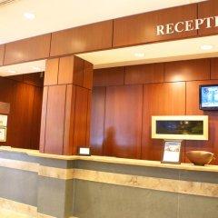 Twelve & K Hotel Washington DC интерьер отеля