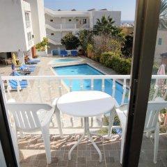 Antonis G. Hotel Apartments балкон