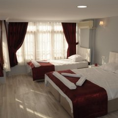 Отель Sunrise Istanbul Suites 5* Студия с различными типами кроватей