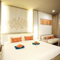 Отель Proud Phuket 4* Улучшенный номер с двуспальной кроватью фото 2