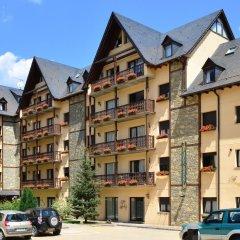 Отель Suite Aparthotel El Refugio de Aran Vielha 3* Студия с различными типами кроватей фото 2