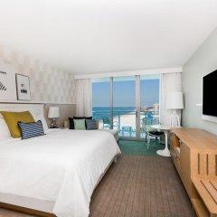 Отель Wyndham Grand Clearwater Beach 4* Номер Делюкс с двуспальной кроватью фото 9
