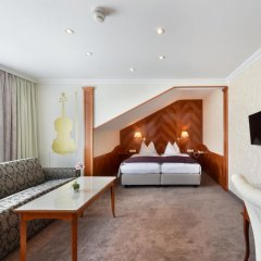 Hotel Am Schubertring 4* Апартаменты с различными типами кроватей фото 4