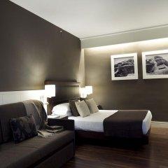 Отель Royal Ramblas 4* Стандартный номер с различными типами кроватей фото 10