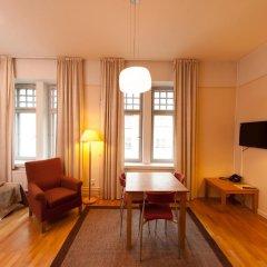 Отель Hellsten Helsinki Senate 3* Студия с разными типами кроватей фото 3