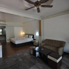 Basaya Beach Hotel & Resort 3* Стандартный номер с различными типами кроватей фото 4