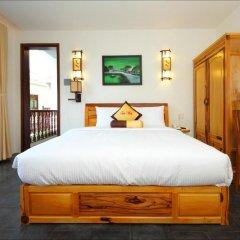 Отель Truc Huy Villa 3* Номер Делюкс с различными типами кроватей фото 7