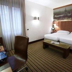 Отель Starhotels Ritz 4* Номер Делюкс с различными типами кроватей фото 5