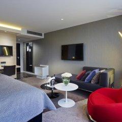 Отель Upper House 5* Улучшенный номер с 2 отдельными кроватями фото 2