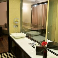 Quentin Boutique Hotel 4* Улучшенный номер с различными типами кроватей фото 12