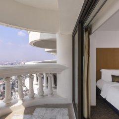 Отель lebua at State Tower 5* Люкс с двуспальной кроватью фото 6