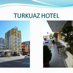Turkuaz Hotel Стандартный номер фото 23