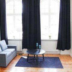 Отель Apartamenty Classico - M9 Польша, Познань - отзывы, цены и фото номеров - забронировать отель Apartamenty Classico - M9 онлайн комната для гостей фото 4