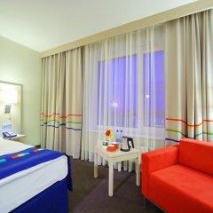 Гостиница Park Inn Астрахань 4* Номер Бизнес с различными типами кроватей